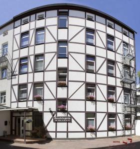 Albergues - Hotel Am Sudenburger Hof