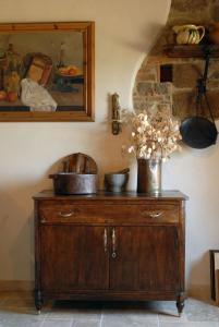Borgo San Gusmè, Appartamenti  San Gusmè - big - 6