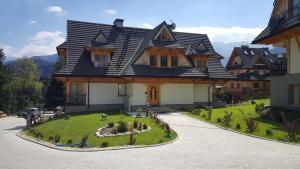 Apartament Stalowy Kościelisko Sywarne