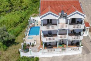 Apartments Villa Happy, Apartments  Tivat - big - 1