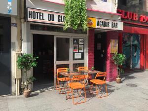 Location gîte, chambres d'hotes Hotel Du Globe dans le département Paris 75