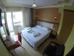 Arat Apartments, Апарт-отели  Стамбул - big - 154