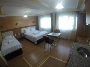 Arat Apartments, Апарт-отели  Стамбул - big - 119