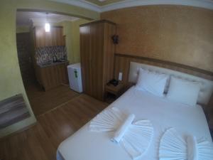 Arat Apartments, Апарт-отели  Стамбул - big - 127