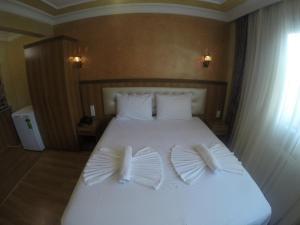 Arat Apartments, Апарт-отели  Стамбул - big - 128