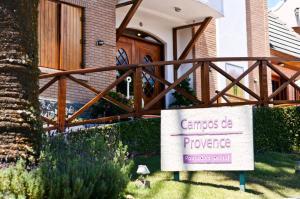 Pousada Campos de Provence Campos do Jordão, Pensionen  Campos do Jordão - big - 36