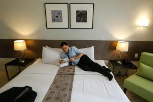 Sequoia Hotel, Hotel  Manila - big - 25