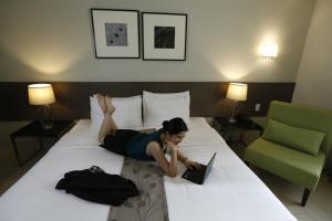 Sequoia Hotel, Hotel  Manila - big - 24