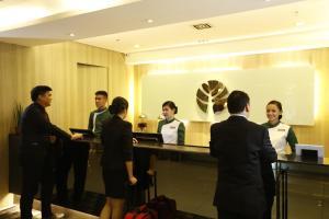 Sequoia Hotel, Hotel  Manila - big - 9