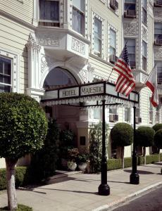 Hotel Majestic, Szállodák  San Francisco - big - 14