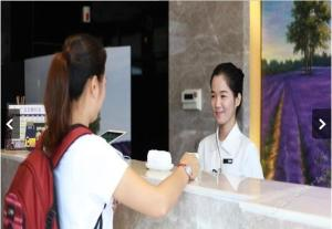 Auberges de jeunesse - Lavande Hotel Yichang Baota River