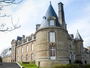 Chateau de Canisy, Hotels  Canisy - big - 40