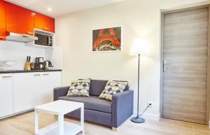 Apartment Rue Sedaine