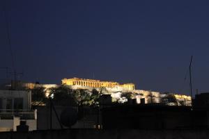 Boutique Central Apartments Acropolis View