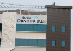 Hotel Chenthur Park - Irugūr