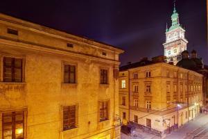 Apartments on Ruska 12, Apartmány  Lvov - big - 39