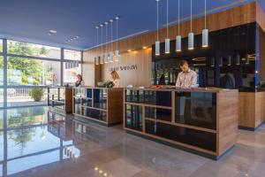Hotel Katarina, Отели  Сельце - big - 40