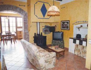 Allotjaments Rurals Can Pere Petit, Apartmanok  Santa Pau - big - 57
