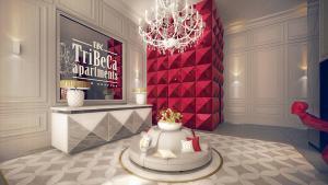 Делюкс Центр Tribeca Апартаменты