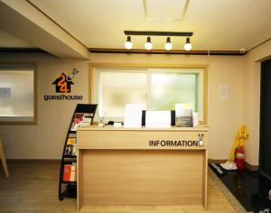 24 Guesthouse Dongdaemun (Cheongryangri) - T'oegyewŏn-ni