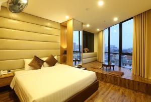 Au Viet Hotel, Hotel  Hanoi - big - 28