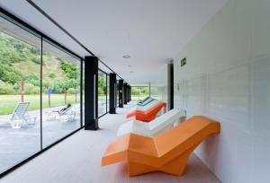 Balneario Elgorriaga, Hotel  Elgorriaga - big - 13
