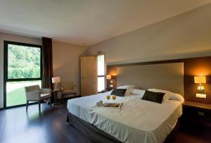 Balneario Elgorriaga, Hotel  Elgorriaga - big - 38