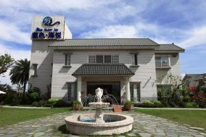 Blue Hyatt Inn, B&B (nocľahy s raňajkami)  Jian - big - 13