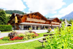 Sweet Mountain - Hotel - Les Diablerets