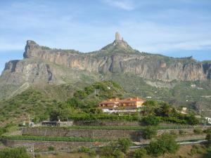 Chalet Rural Bentayga, Tejeda - Gran Canaria
