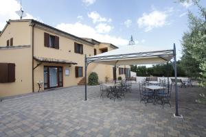 Agriturismo Acquarello, Venkovské domy  Lapedona - big - 44