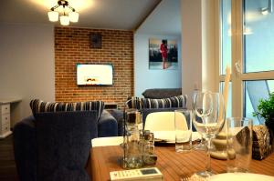 European style VIP flat, Apartmány  Kyjev - big - 28