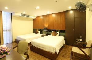 Au Viet Hotel, Hotel  Hanoi - big - 45