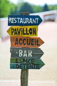 Air et Vie, Ferienparks  Marmoutier - big - 16