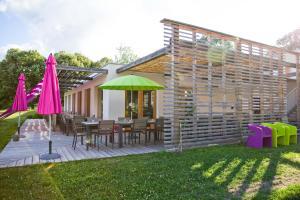 Air et Vie, Ferienparks  Marmoutier - big - 22