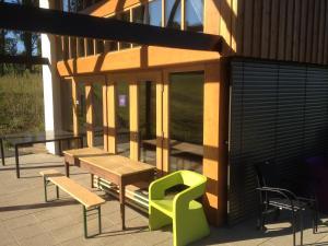 Air et Vie, Ferienparks  Marmoutier - big - 28