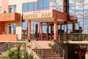 Hotel Fan Sebes, Hotels  Sebeş - big - 16