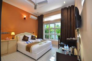 Gunbaru Inn, Гостевые дома  Укулхас - big - 80