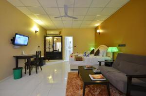 Gunbaru Inn, Vendégházak  Ukulhas - big - 42