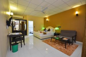 Gunbaru Inn, Гостевые дома  Укулхас - big - 37