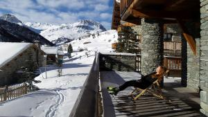 Chardons Amelie - Accommodation - Val d'Isère
