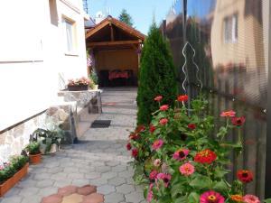 Garsoniera Strada Bucegi, Appartamenti  Sibiu - big - 5