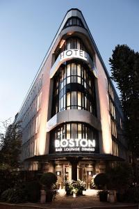 Boston HH - Hamburg