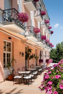 Hotel Aleksandar, Hotels  Vrnjačka Banja - big - 30