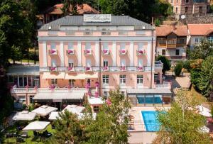 Hotel Aleksandar, Hotels  Vrnjačka Banja - big - 16