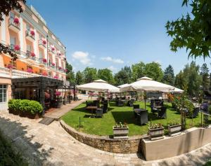 Hotel Aleksandar, Hotels  Vrnjačka Banja - big - 19