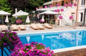 Hotel Aleksandar, Hotels  Vrnjačka Banja - big - 21