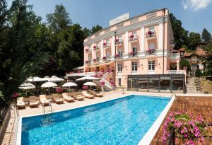 Hotel Aleksandar, Hotels  Vrnjačka Banja - big - 36