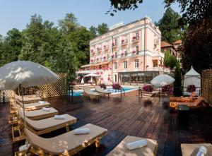 Hotel Aleksandar, Hotels  Vrnjačka Banja - big - 28