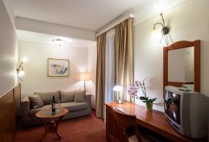 Hotel Aleksandar, Hotels  Vrnjačka Banja - big - 7